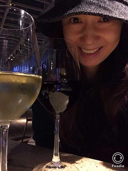 ワイン一人飲み
