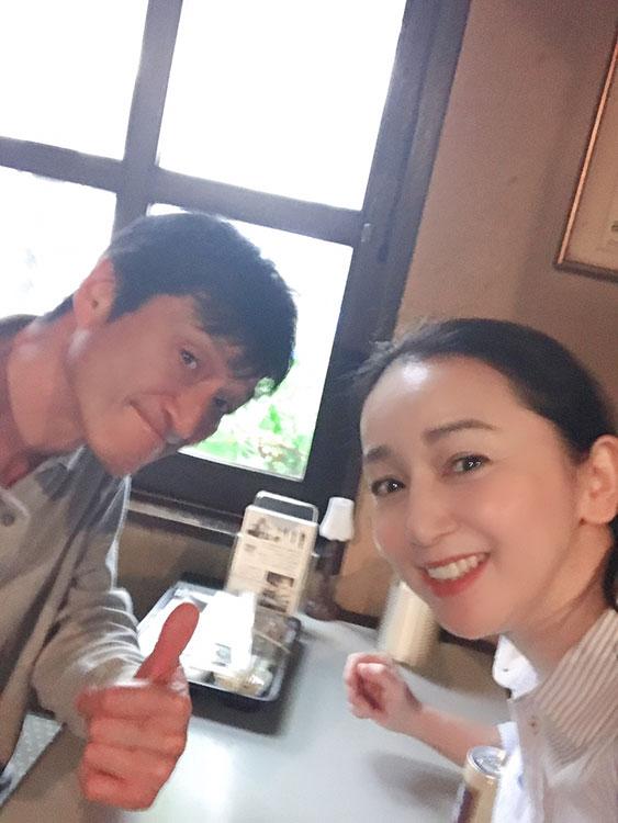 小沢和義さんとの初めての現場