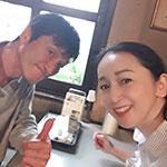 小沢和義さんと一緒に